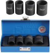 """BGS 5281-4 Steckschlüssel Schraubenausdreher Schrauben Ausdreher 3//8/"""" SW 4 mm"""