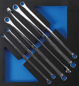 BGS Doppelringschl/üssel 10 x 11 mm 1186-10x11 290 mm lang