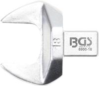 | Aufnahme 9 x 12 mm Einsteck-Umschaltknarre 1//2 feinverzahnt 12,5 mm BGS 2821