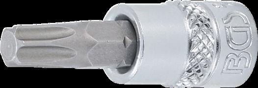 """für Torx T20 1//4/"""" T-Profil Bit-Einsatz6,3 mm"""