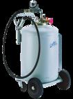 Ölspender mit Druckbehälter