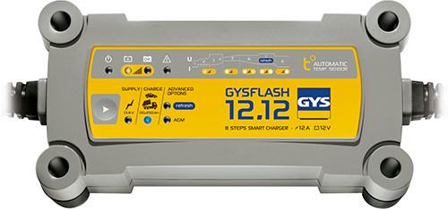 Batteriefreies Starthilfegerät GYSCAP 500E