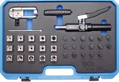 BGS 8310 Hydraulisches Bördelgerät Bremsleitung Spezial Werkzeug bördeln Bremsen