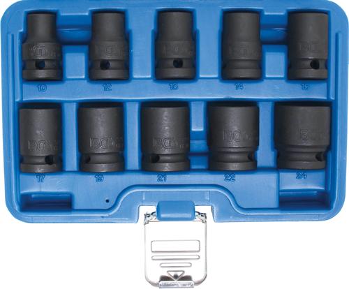 "BGS Tools 1//2/"" Impact Socket 22mm 5222"