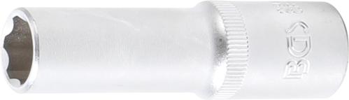 15 mm 12,5 BGS 2945 Steckschlüssel-Einsatz 1//2 Super Lock tief