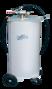 Fahrbares Altöl-Absauggerät A III | 80 Liter | mit Ejektorpumpe