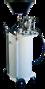 Fahrbares Altöl-Absaug- und -Auffanggerät A III | 80 Liter | mit PM 1