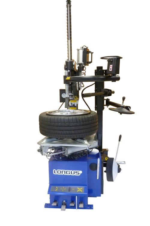 LONGUS Reifenmontiermaschine PLM-18-2-IT-H390