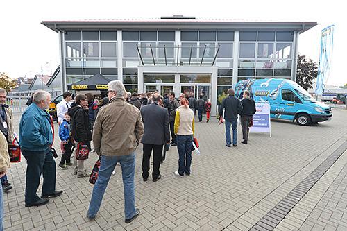CARAT Leistungsmesse in Kassel