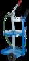 Fließfett-Abgabegerät FF 50 | fahrbar | Kugelhahn