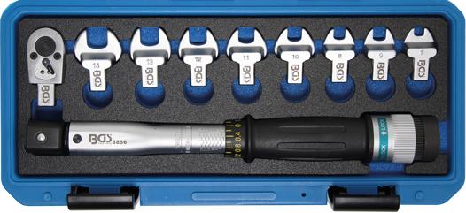 BGS 6900-15 Einsteckwerkzeug Einsteck-Maulschlüssel SW 15  9 x 12mm Drehmoment