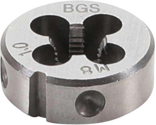 BGS Gewindeschneideisen M12x1.25x38 mm 1900 M12X1.25 S