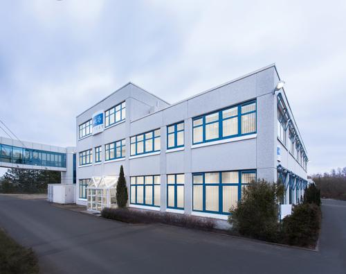 AVL DiTEST Deutschland entfaltet sich im repräsentativen Bürokomplex passend zur Unternehmenskultur.