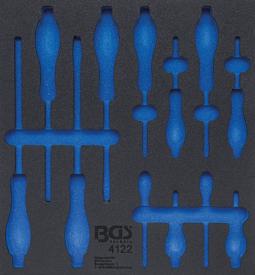 pour art BGS 4079-1 4079 Insert de servante datelier 2//3 vide