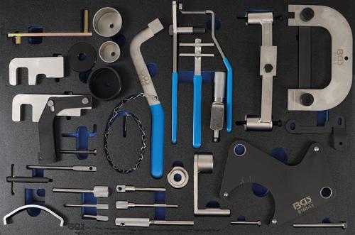 werkstattwageneinlage 3 3 motor einstellwerkzeug satz. Black Bedroom Furniture Sets. Home Design Ideas