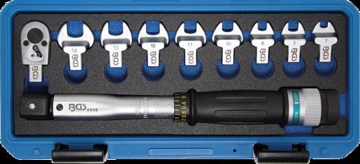 BGS 6900-14 Einsteckwerkzeug Einsteck-Maulschlüssel SW 14  9 x 12mm Drehmoment