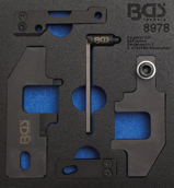 3.0 JTD HDI Citro/ën Jumper 2.3 D BGS 8422 Motor-Einstellwerkzeug-Satz Peugeot Boxer f/ür FIAT Ducato