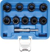"BGS Tools 3//8/"" Twist Extractor Socket 10mm 5270"