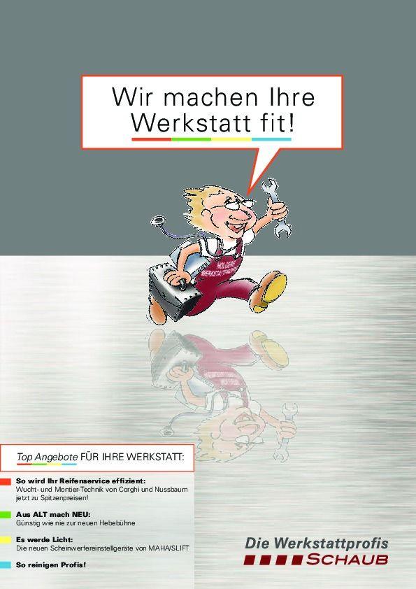 Holger Schaub GmbH & Co. KG - Werkstattprofis 2015