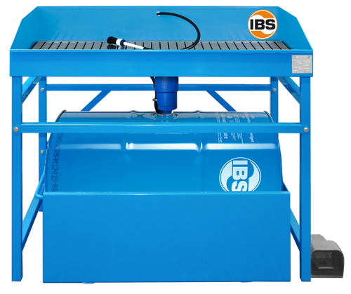 IBS-Teilereinigungsgerät Typ M-500