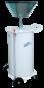 Fahrbares Altöl-Auffanggerät A III | 80 Liter | mit Absaugentleerung