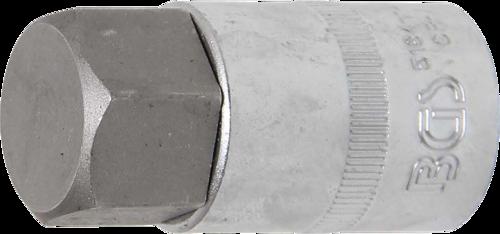 BGS 8176 Embout | six pans int/érieurs 3 mm 1//4 6,3 mm