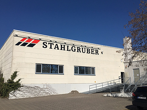 STAHLGRUBER Verkaufshaus Darmstadt